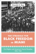 The Struggle for Black Freedom in Miami Cover