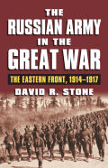 The Russian Army in the Great War Cover