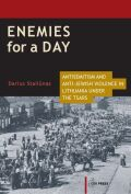 Enemies for a Day Cover