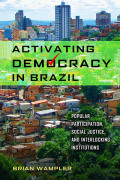 Activating Democracy in Brazil Cover