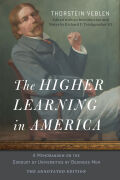The Higher Learning in America: The Annotated Edition Cover