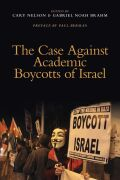 The Case Against Academic Boycotts of Israel Cover