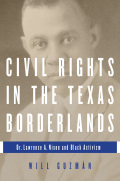 Civil Rights in the Texas Borderlands Cover