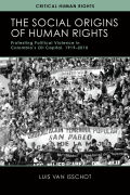 The Social Origins of Human Rights