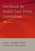 Handbook for Health Care Ethics Committees Cover
