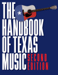 Handbook of Texas Music Cover