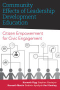 Community Effects of Leadership Development Education Cover