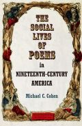 The Social Lives of Poems in Nineteenth-Century America Cover