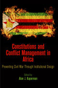 Constitutions and Conflict Management in Africa Cover