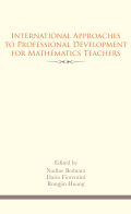 International Approaches to Professional Development for Mathematics Teachers Cover