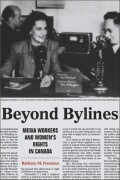 Beyond Bylines Cover
