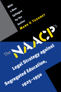 The NAACP's Legal Strategy against Segregated Education, 1925-1950 Cover