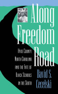 Along Freedom Road Cover