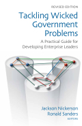 Tackling Wicked Government Problems Cover