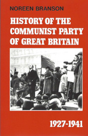 The History of the Communist Party of Great Britain Volume 3