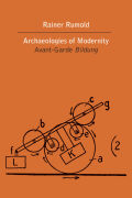 Archaeologies of Modernity Cover