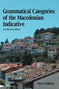 Grammatical Categories of the Macedonian Indicative Cover
