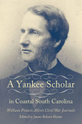 A Yankee Scholar in Coastal South Carolina Cover