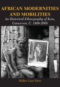 African Modernities and Mobilities Cover