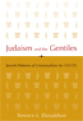 Judaism and the Gentiles