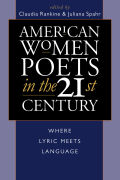American Women Poets in the 21st Century Cover