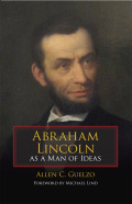 Abraham Lincoln as a Man of Ideas Cover
