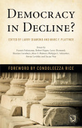 Democracy in Decline? Cover