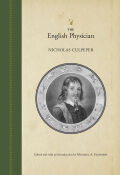 The English Physician Cover