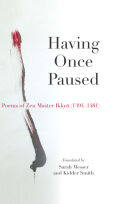 Having Once Paused Cover