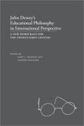 John Dewey's Educational Philosophy in International Perspective Cover