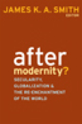 After Modernity? Cover