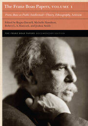 The Franz Boas Papers, Volume 1