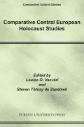 Comparative Central European Holocaust Studies Cover