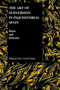 Art of Subversion in Inquisitorial Spain Cover