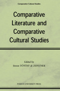 Comparative Literature and Comparative Cultural Studies Cover