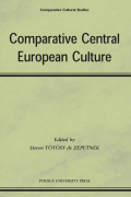 Comparative Central European Culture  Cover