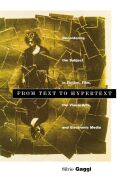 From Text to Hypertext: Decentering the Subject in Fiction, Film, the Visual Arts, and Electronic Media