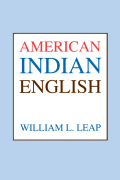 American Indian English Cover