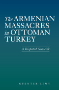 The Armenian Massacres in Ottoman Turkey Cover