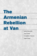 The Armenian Rebellion at Van Cover