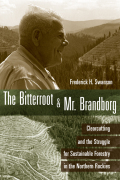 The Bitterroot and Mr. Brandborg Cover