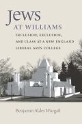Jews at Williams Cover