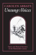 Unsung Voices Cover