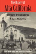 The History of Alta California