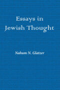 Essays in Jewish Thought Cover