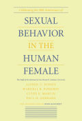 Sexual Behavior in the Human Female Cover