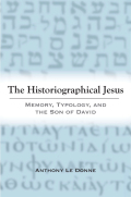 The Historiographical Jesus cover