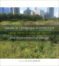Values in Landscape Architecture and Environmental Design Cover
