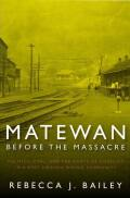 "Matewan Before the Massacre: ""POLITICS, COAL AND THE ROOTS OF CONFLICT IN A WEST VIRGINIA MINING COMMUNITY"""
