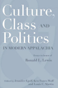 Culture, Class, and Politics in Modern Appalachia Cover